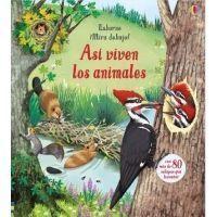 ASÍ VIVEN LOS ANIMALES ¡MIRA DEBAJO!