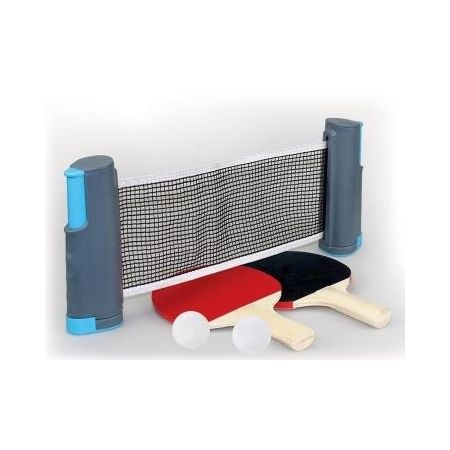 Set ping pong portátil