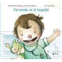 Fernando va al hospital