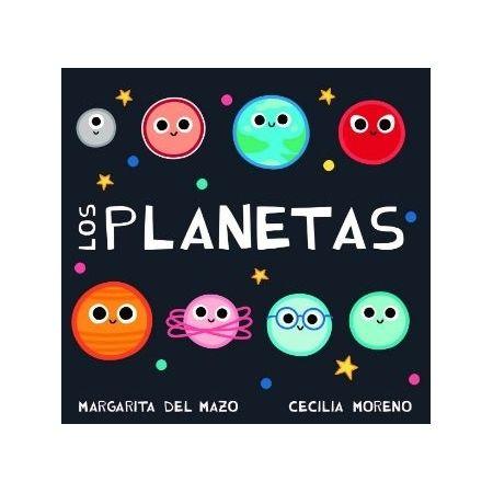 LOS PLANETAS (Margarita del Mazo)