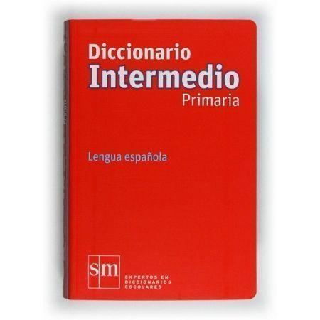 Diccionario de Lengua Española (Primaria Intermedio)