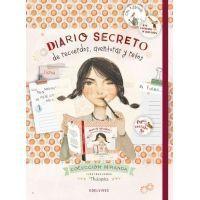 Diario secreto de recuerdos, aventuras y retos