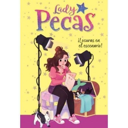 LADY PECAS 2. LOCURAS EN EL ESCENARIO