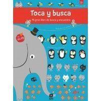 TOCA Y BUSCA (Mi gran libro de busca y encuentra)