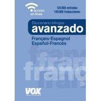 DICCIONARIO AVANZADO FRANCÉS VOX