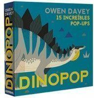 DINOPOP. 15 increíbles pop ups