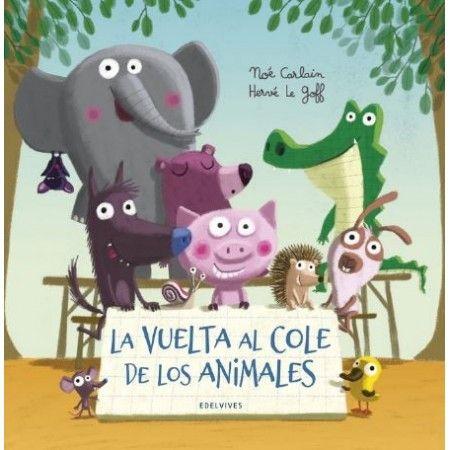 LA VUELTA AL COLE DE LOS ANIMALES