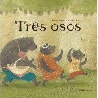 TRES OSOS (OQO Editora)