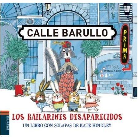LOS BAILARINES DESAPARECIDOS. Calle Barullo