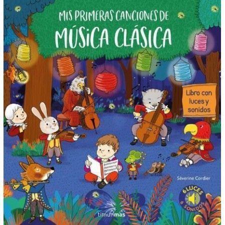 Mis primeras canciones de música clásica