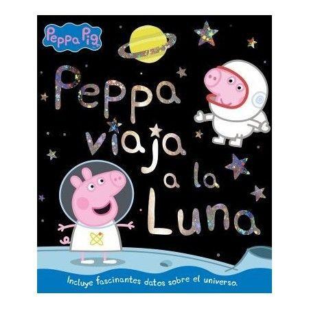 Peppa viaja a la luna