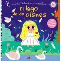 EL LAGO DE LOS CISNES. Mis historias musicales