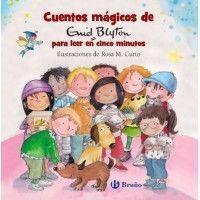 Cuentos mágicos de Enid Blyton para leer en cinco minutos