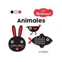 BABY MONTESSORI. ANIMALES (VVKIDS)