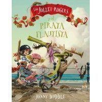 LOS JOLLEY-ROGERS Y EL PIRATA FLAUTISTA