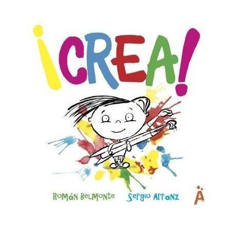¡CREA! (Román Belmonte)