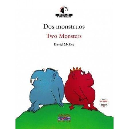 DOS MONSTRUOS (Bilingüe)