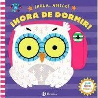 ¡HORA DE DORMIR!