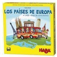 Los países de Europa (HABA)