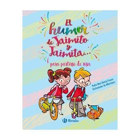 EL HUMOR DE JAIMITO Y JAIMITA