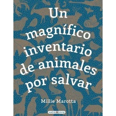UN MAGNIFICO INVENTARIO DE ANIMALES POR SALVAR