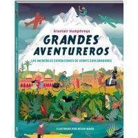 GRANDES AVENTUREROS (Andana)