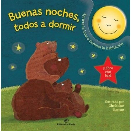 BUENAS NOCHES, TODOS A DORMIR