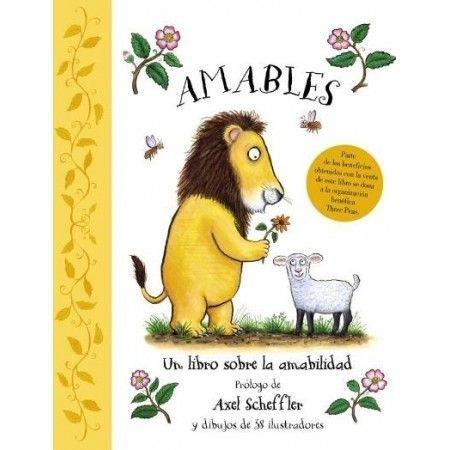 AMABLES. Un libro sobre la amabilidad