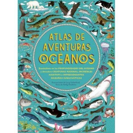 ATLAS DE AVENTURAS. OCEANOS