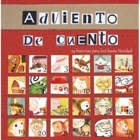 ADVIENTO DE CUENTO. Cristina Oleby (9788412112306)