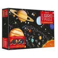 EL SISTEMA SOLAR (Libro y puzle)