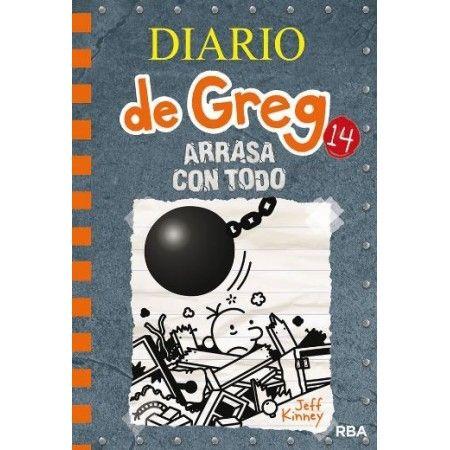 EL DIARIO DE GREG 14. ARRASA CON TODO