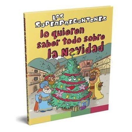 Los superpreguntones lo quieren saber todo sobre la Navidad
