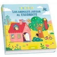 HISTORIAS ANIMADAS, LOS ANIMALES JUEGAN AL ESCONDITE