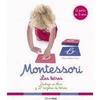Montessori. Las letras