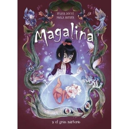Magalina y el gran misterio (Serie Magalina 2)