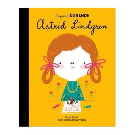Pequeña Grande Astrid Lindgren