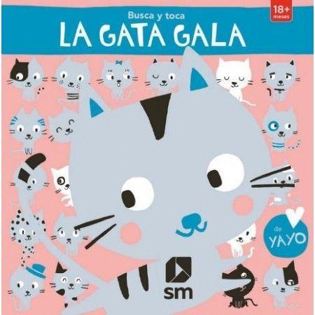 Busca y toca a la gata Gala