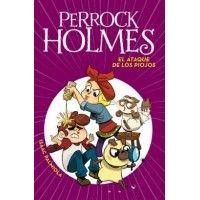 Perrock Holmes 11: Ataque piojos