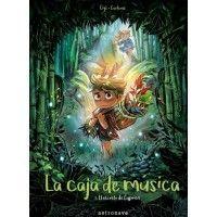 LA CAJA DE MUSICA 2. EL SECRETO DE CYPRIEN