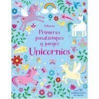 Unicornios. Primeros pasatiempos y juegos