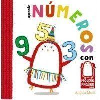 Aprende números con el pequeño pingüino