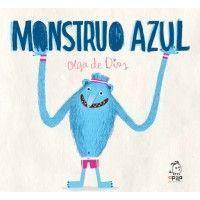 MONSTRUO AZUL (Olga de Dios)