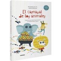 EL CARNAVAL DE LOS ANIMALES (Combel)