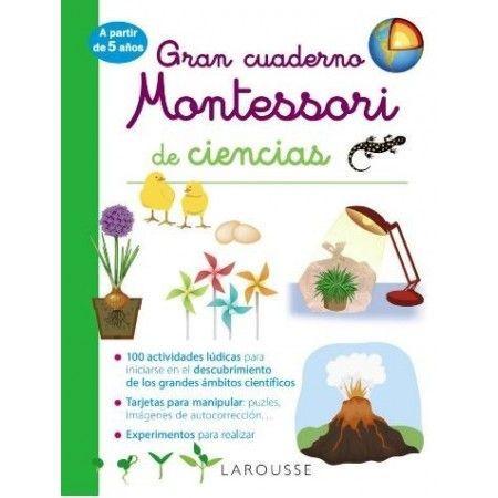 GRAN CUADERNO MONTESSORI DE CIENCIAS