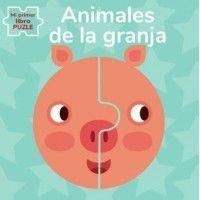 ANIMALES DE GRANJA. Mi primer libro puzle (VVKIDS)