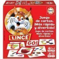 LINCE GO. Juego de cartas