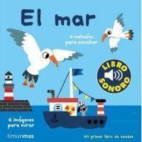 EL MAR. Mi primer libro de sonidos