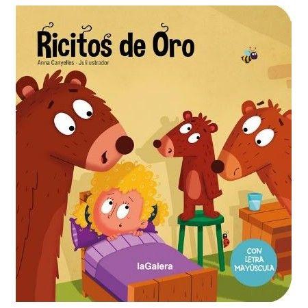 RICITOS DE ORO (Mayúsculas)