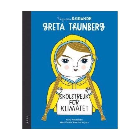 Pequeña Grande Greta Thunberg